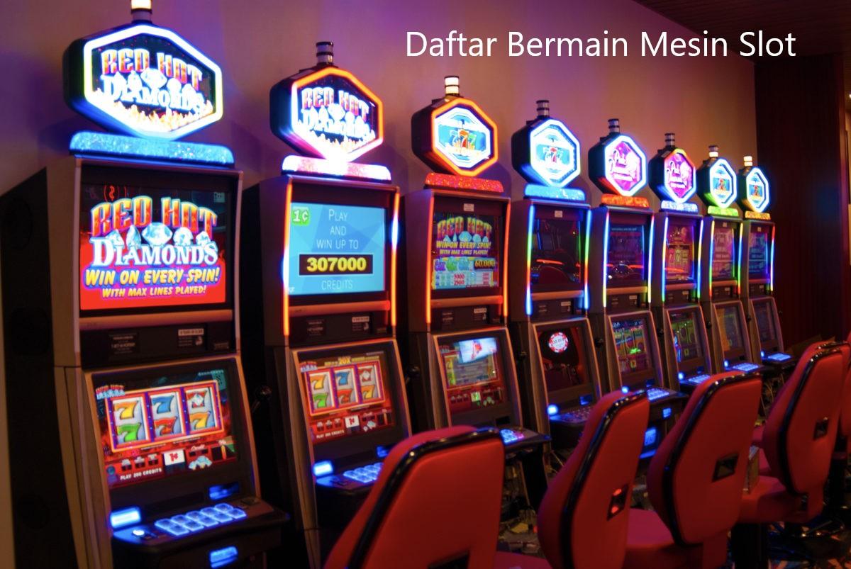 Daftar Slot Online Terpercaya Pakai Modal Kecil Terbaru