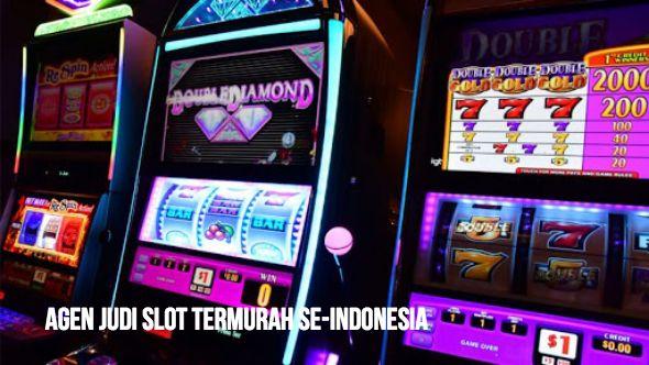 Agen Judi Slot Mesin Jackpot Terbesar Waktu Ini