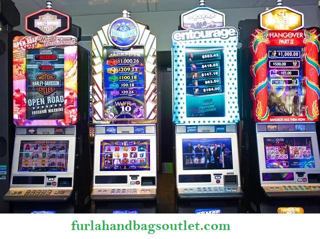 Permainan Mesin Slot Terpopuler di Seluruh Dunia